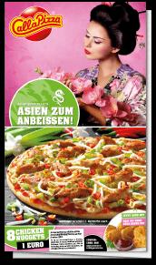 Asia Wochen Flyer
