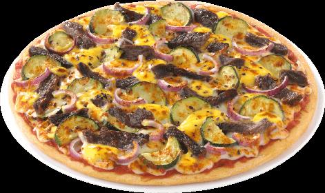 Pizza Beefmaster