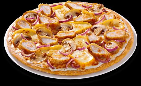 Pizza Gletscherspalte