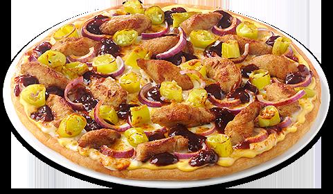 Pizza BBQ-King