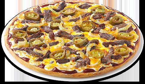 Pizza Ganzer Kerl