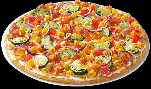 Pizza Gartenzeit