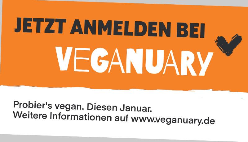 Probier's vegan!