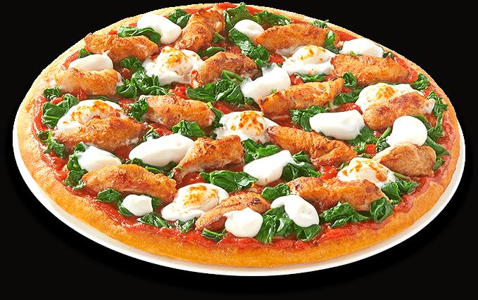 Pizza Eierdieb