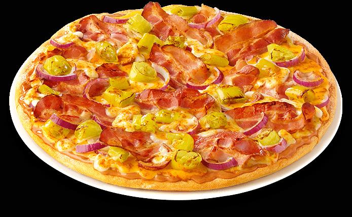 Pizza Schmelzofen