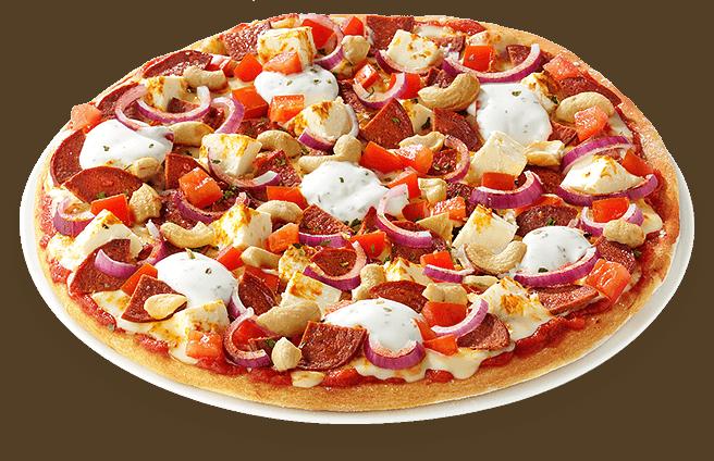 Pizza Wunderlampe