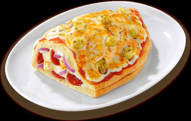 Pizza Calzone Señorita