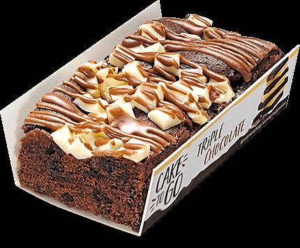 Dessert Triple Chocolate