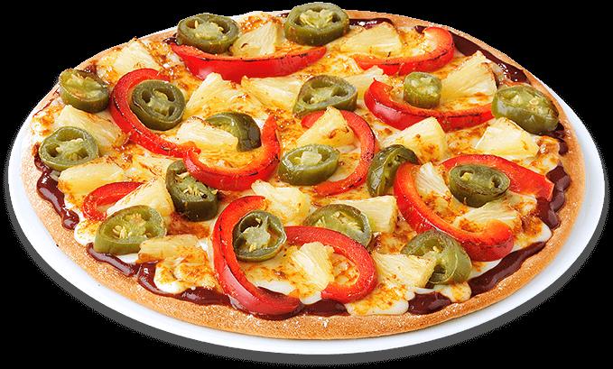 Pizza Zungenkitzler