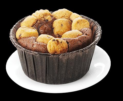 Cookie-Brownie