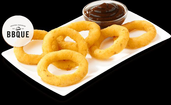 Fingerfood Zwiebel-Snack