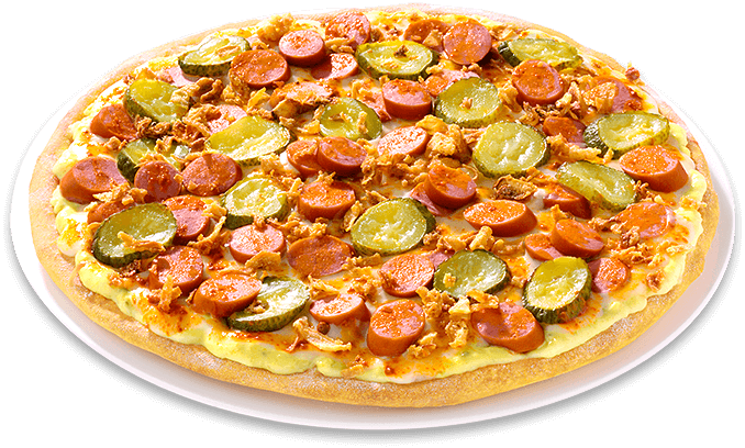 Pizza Streetstyle