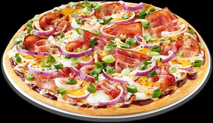 Pizza Bacon4ever