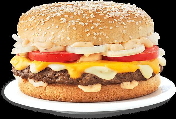 Burger Super Cheese