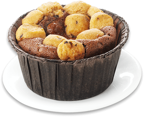 Dessert Cookie-Brownie