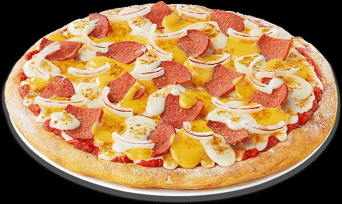 Pizza Cheesy Sucuk