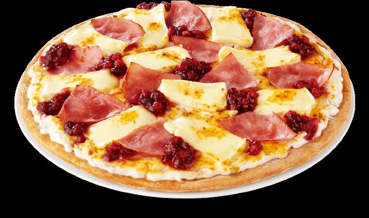 Pizza Alpenglühen