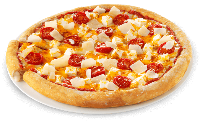 Pizza 5 Cheese