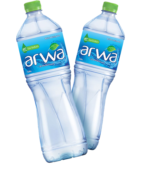 Arwa Natural Mineral Water