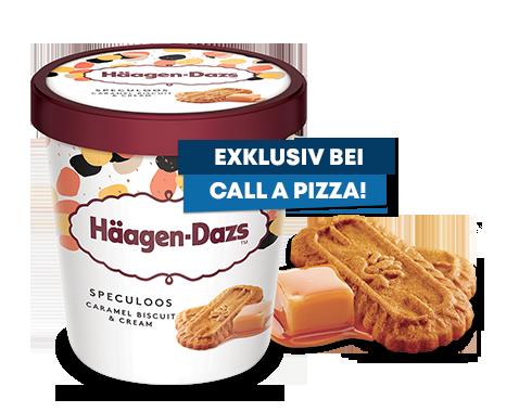 Speculoos Caramel Biscuit & Cream