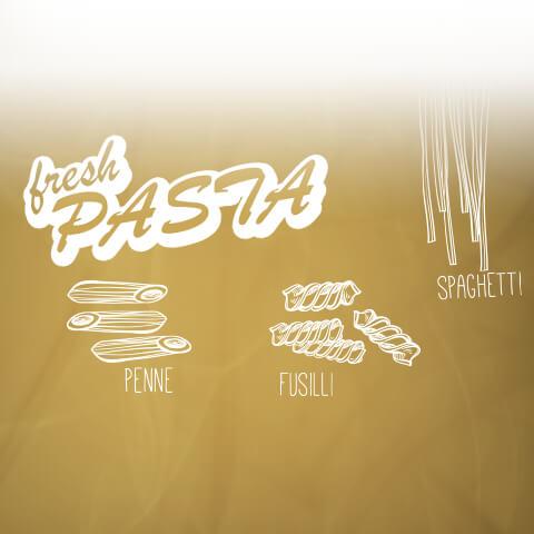 Pasta Free-Style