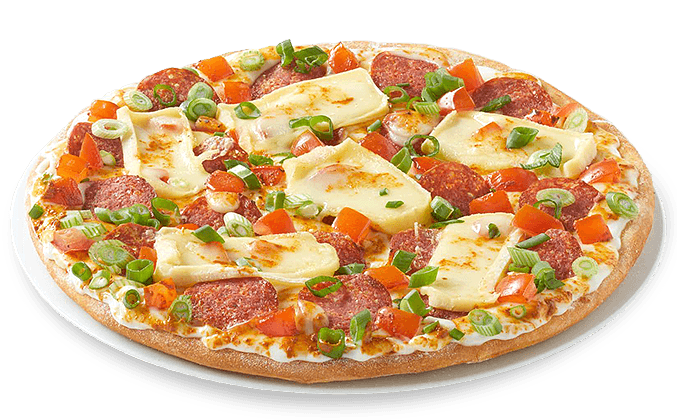 Pizza French Cheese