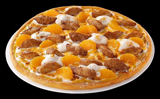 Pizza Strandfieber