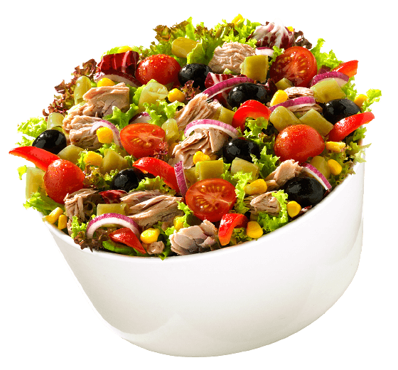 Salat Herbstwind