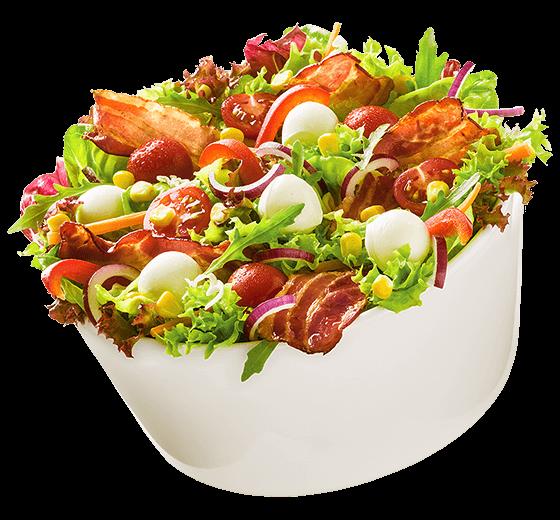 Salat Sonnenstrahl