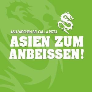 Call a Pizza Asia Wochen