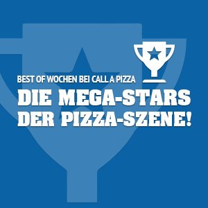 Call a Pizza Best of Wochen
