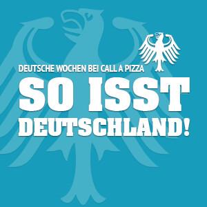 Call a Pizza Deutschland Wochen