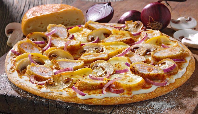 Pizza franzosisch buchholz