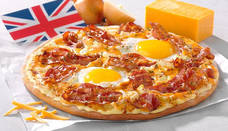Call a Pizza Englische Wochen