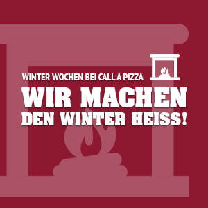 Call a Pizza Winter Wochen