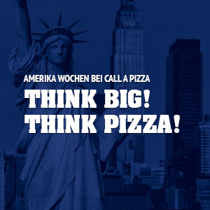 Call a Pizza Amerika Wochen