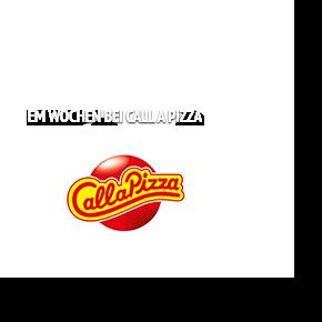 EM Wochen bei Call a Pizza