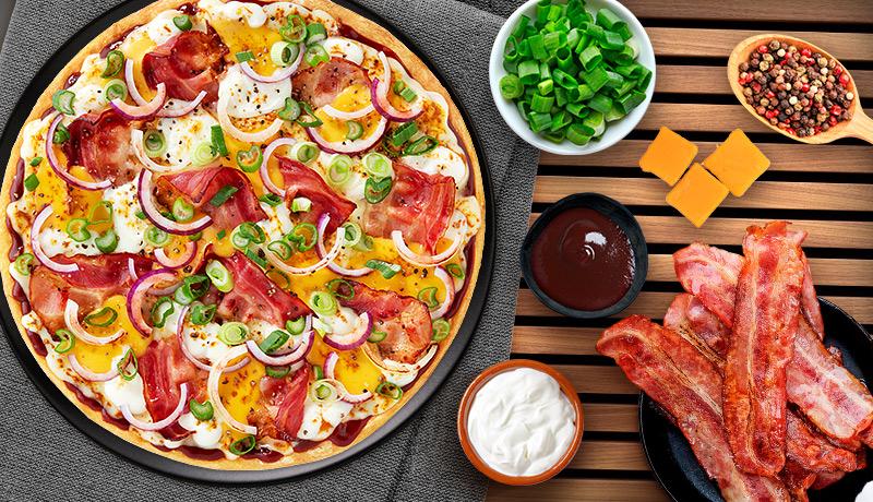 BBQ Wochen bei Call a Pizza