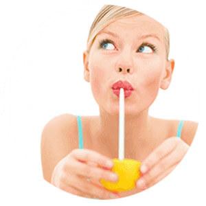 Spritzige Getränke