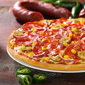 Viel mehr als nur Pizza